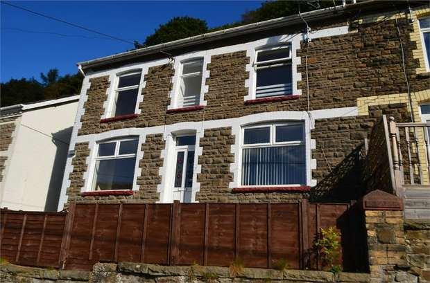 3 Bedrooms Semi Detached House for sale in Rhyswg Road, Abercarn, Newport, Caerphilly