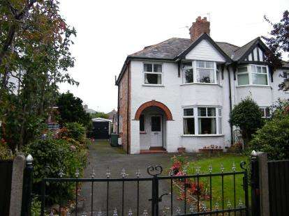 4 Bedrooms Semi Detached House for sale in Moss Road, Northwich, Cheshire