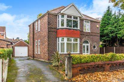 3 Bedrooms Detached House for sale in Manchester Road, Manchester, Greater Manchester, Chorlton