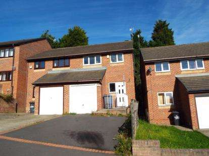 3 Bedrooms Semi Detached House for sale in Tipton Street, Sheffield, South Yorkshire