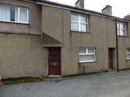 3 Bedrooms End Of Terrace House for sale in Penlan Uchaf, Penrhyndeudraeth, Gwynedd, LL48