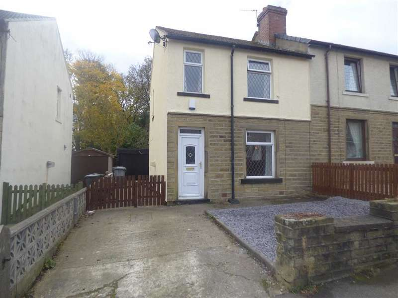 3 Bedrooms Property for sale in Rose Avenue, Marsh, HUDDERSFIELD, West Yorkshire, HD3