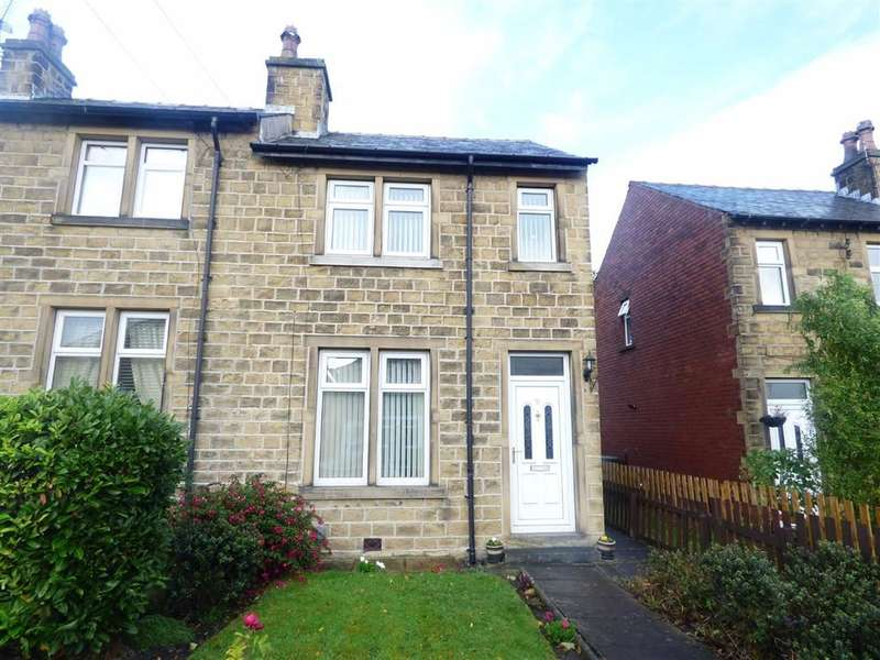 2 Bedrooms Property for sale in Long Grove Avenue, Dalton, HUDDERSFIELD, West Yorkshire, HD5