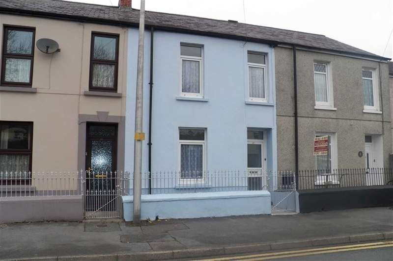 3 Bedrooms Property for sale in St Catherine Street, Carmarthen