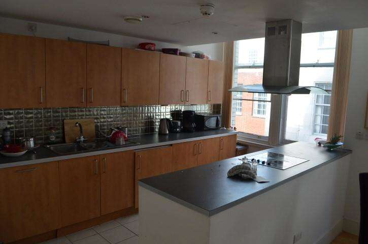 2 Bedrooms Apartment Flat for sale in 22 Water Street, Liverpool, L3