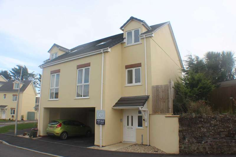 3 Bedrooms Semi Detached House for sale in Meadow View, Hartland