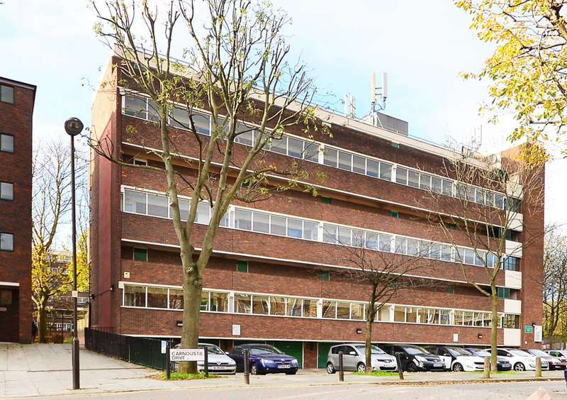 2 Bedrooms Flat for sale in Carnoustie Drive, Islington, N1