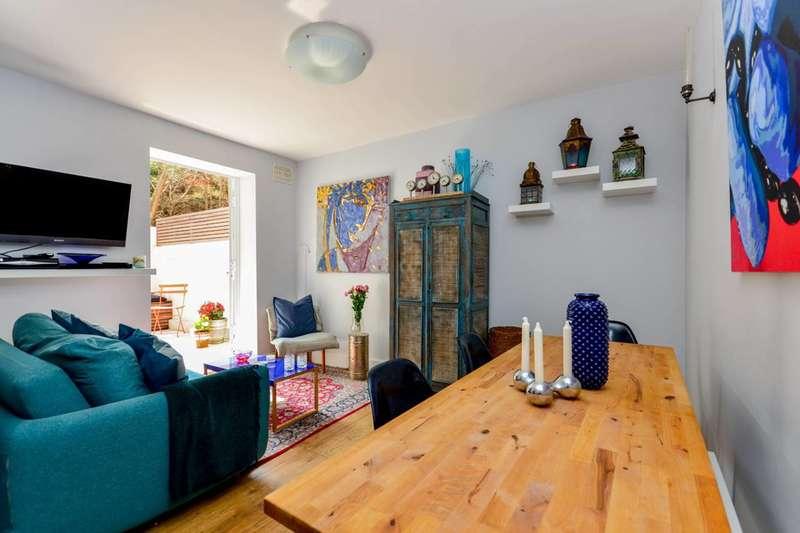 1 Bedroom Flat for sale in Eustace Road, West Brompton, SW6