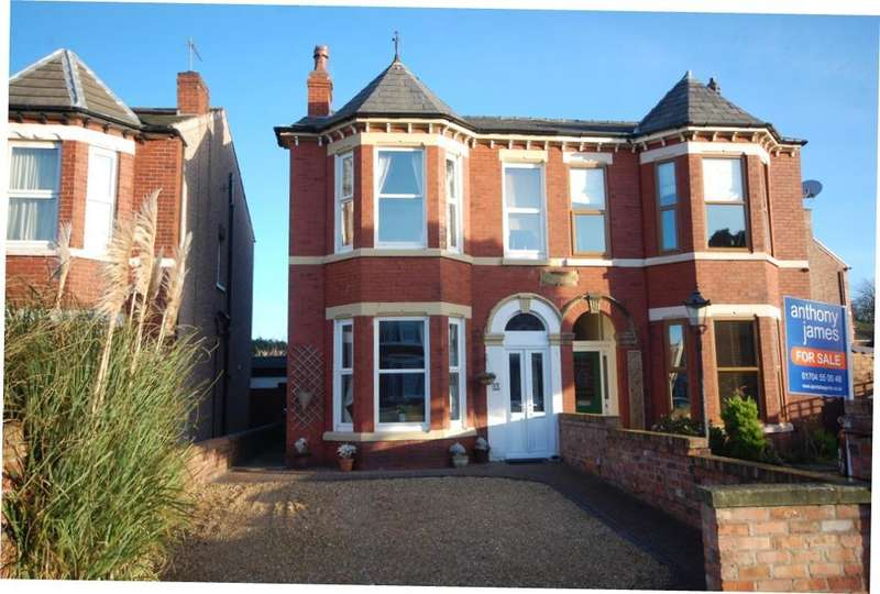 4 Bedrooms House for sale in Cavendish Road, Birkdale, Southport, PR8 4RT
