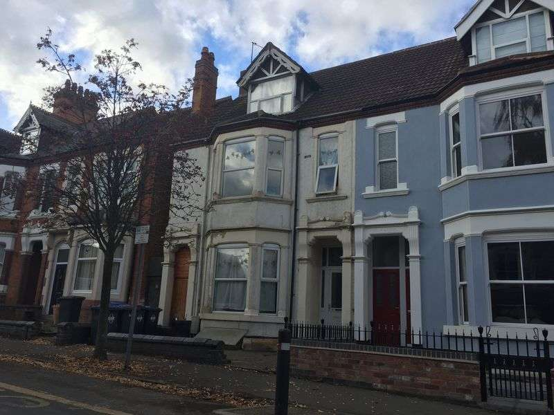 7 Bedrooms Terraced House for sale in Murray Road, Rugby