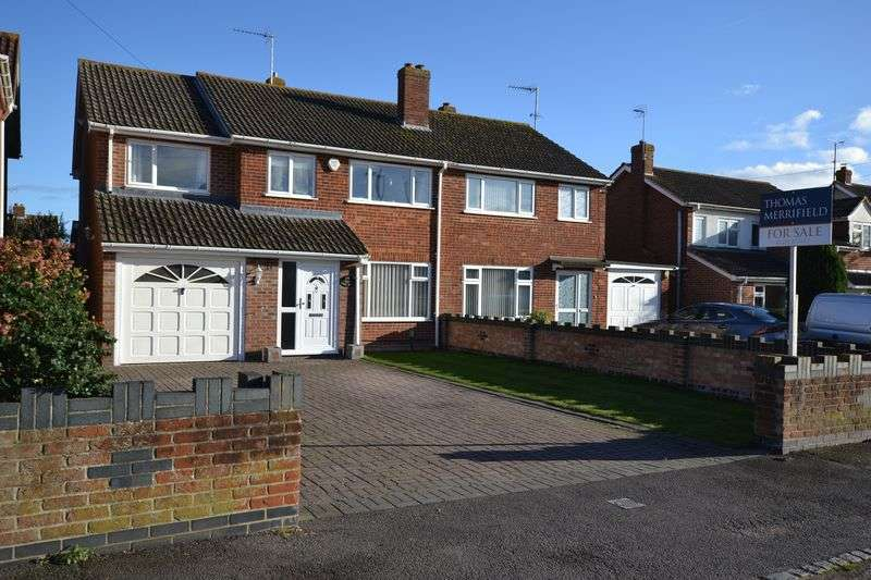 4 Bedrooms Semi Detached House for sale in Park Road, Didcot