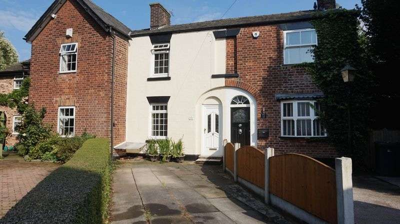 2 Bedrooms Terraced House for sale in Eagle Brow, Lymm