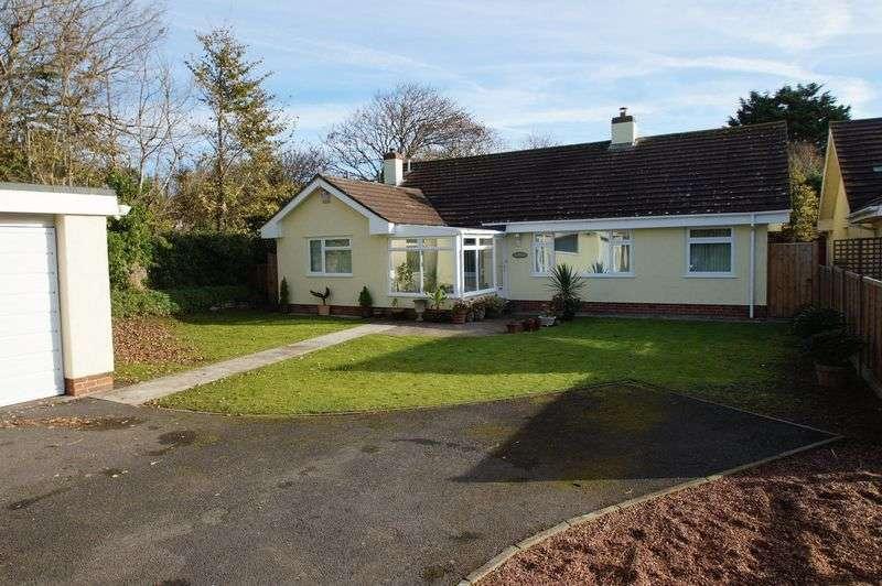 3 Bedrooms Detached Bungalow for sale in Coast Road, Berrow