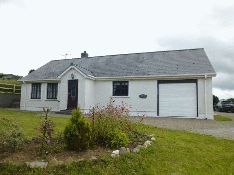 3 Bedrooms Detached Bungalow for sale in Ferwig, Cardigan