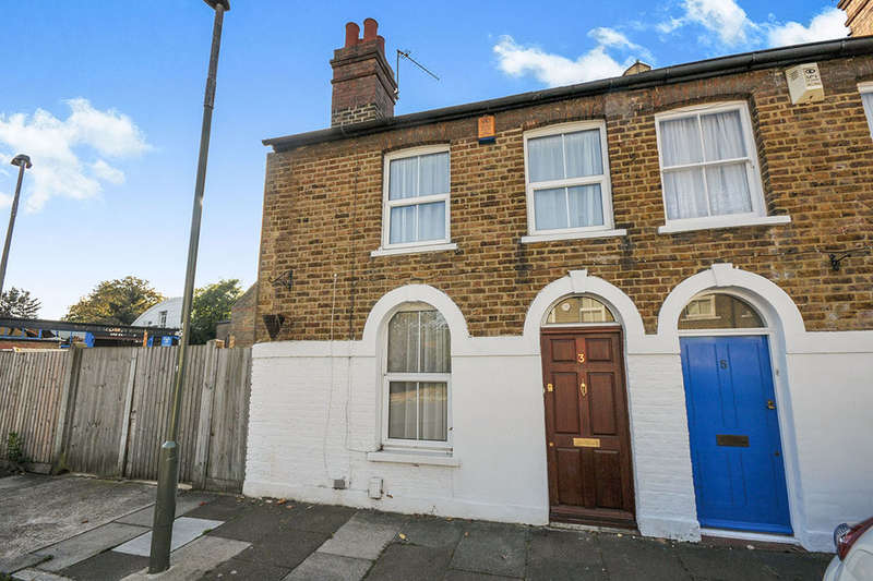2 Bedrooms Property for sale in Mooreland Road, Bromley, BR1