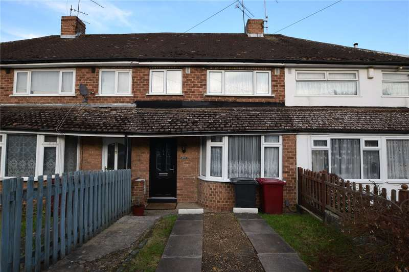 3 Bedrooms Semi Detached House for sale in Thirlmere Avenue, Tilehurst, Reading, Berkshire, RG30