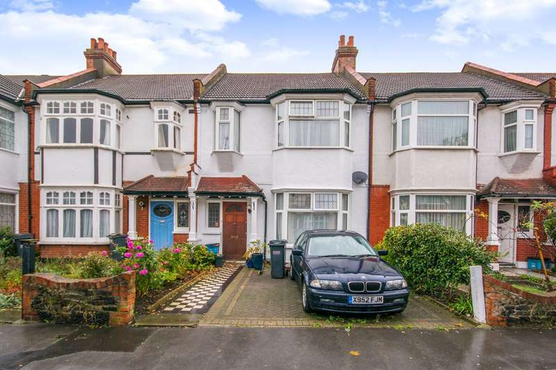 3 Bedrooms House for sale in Melrose Avenue, Norbury, SW16