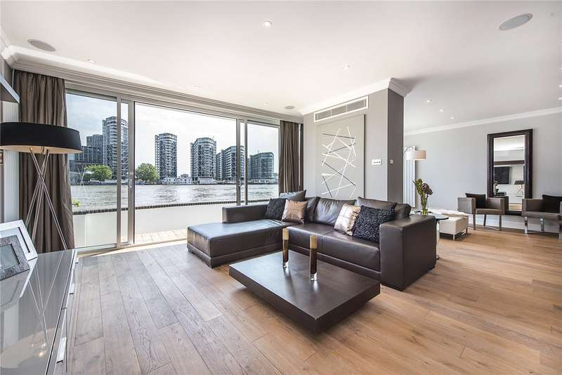 2 Bedrooms Flat for sale in The Icon, Grosvenor Road, London, SW1V