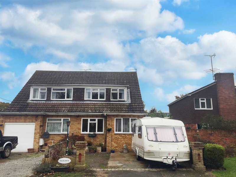 2 Bedrooms Semi Detached House for sale in Nearawin, Abbey Street, Thorpe-Le-Soken