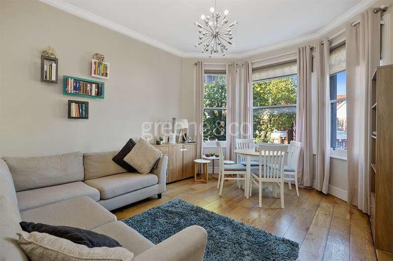 2 Bedrooms Flat for sale in Teignmouth Road, Mapesbury Conservation Area, London, NW2