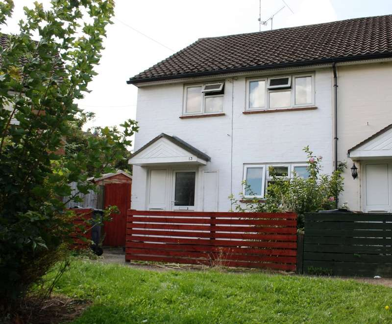 3 Bedrooms End Of Terrace House for sale in Parkers Field, Stevenage