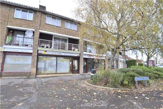 2 Bedrooms Flat for sale in Oxstalls Way, Longlevens, GLOUCESTER, GL2 9JQ
