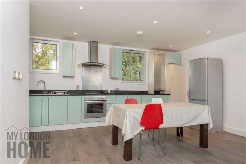2 Bedrooms Property for sale in Angel Court, Lewisham, SE13