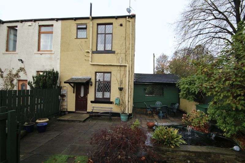 3 Bedrooms Terraced House for sale in HARTLEY STREET, Wardle, Rochdale OL12 9NS