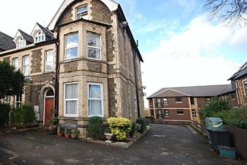 1 Bedroom Flat for sale in 2nd Floor Apartment, Stow Park Crescent