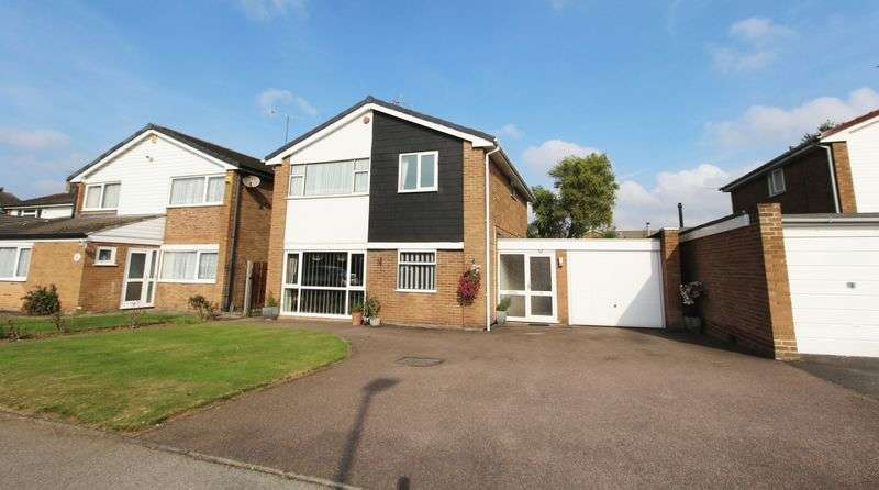 4 Bedrooms Detached House for sale in Exceptional 4 Bed Detached Property for Sale in Oadby