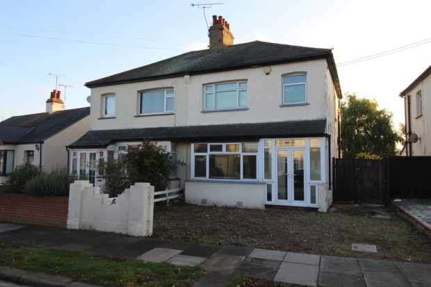 3 Bedrooms Semi Detached House for sale in North Crescent, Southend-On-Sea, Essex, SS2 6TJ
