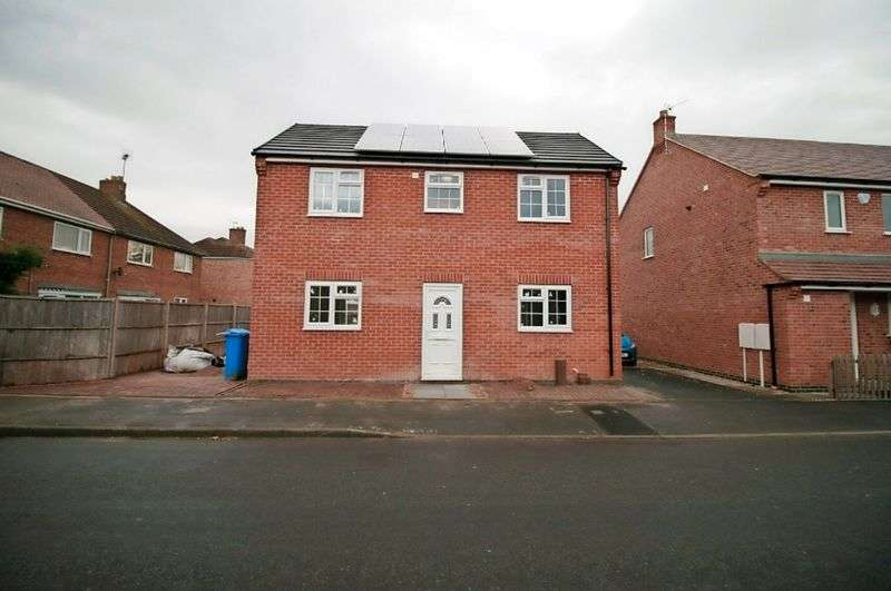 2 Bedrooms House for sale in Maple Way, Leicester