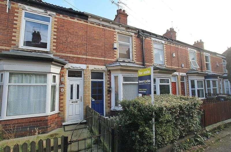 2 Bedrooms Terraced House for sale in Sunny Grove, Hull