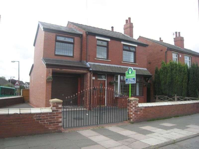 4 Bedrooms Detached House for sale in Billinge Road, Ashton-In-Makerfield, Wigan, WN4