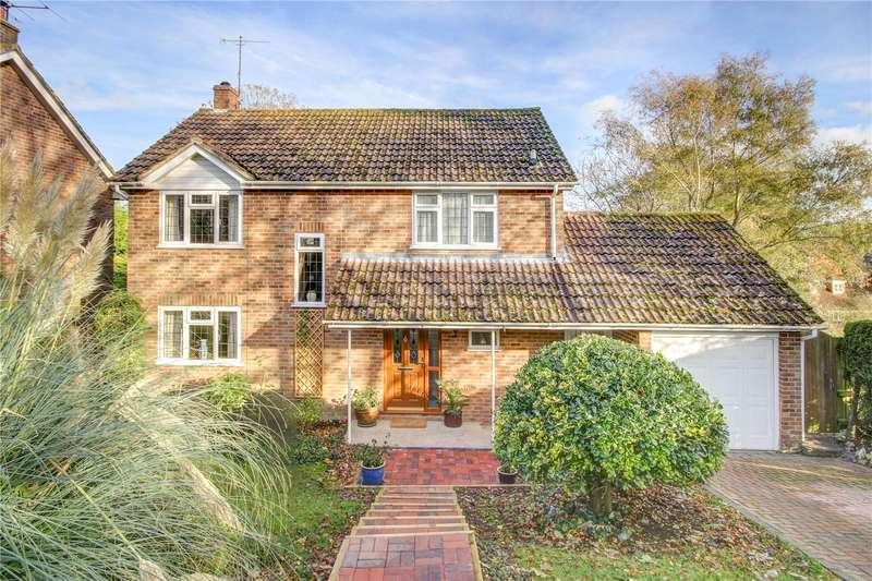 4 Bedrooms Detached House for sale in Gilberts Piece, Collingbourne Ducis, Marlborough, Wiltshire, SN8