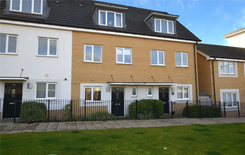 3 Bedrooms Terraced House for sale in Longships Way, Reading, Berkshire, RG2