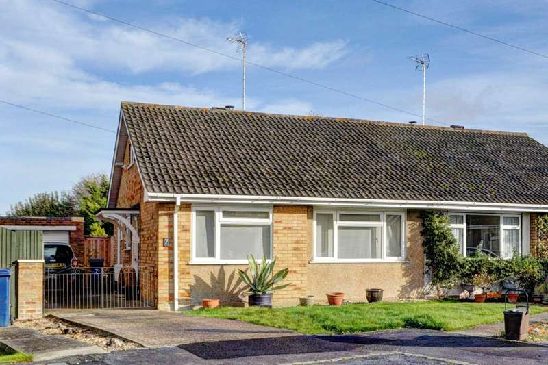 2 Bedrooms Semi Detached Bungalow for sale in Princes Risborough