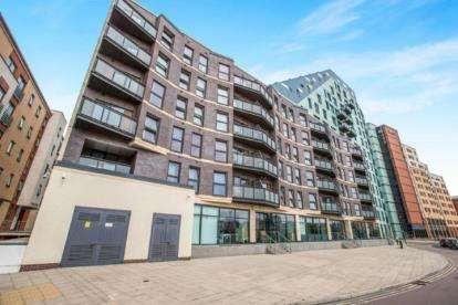 2 Bedrooms Flat for sale in 1 Brewery Wharf, Waterloo Street, Leeds, West Yorkshire