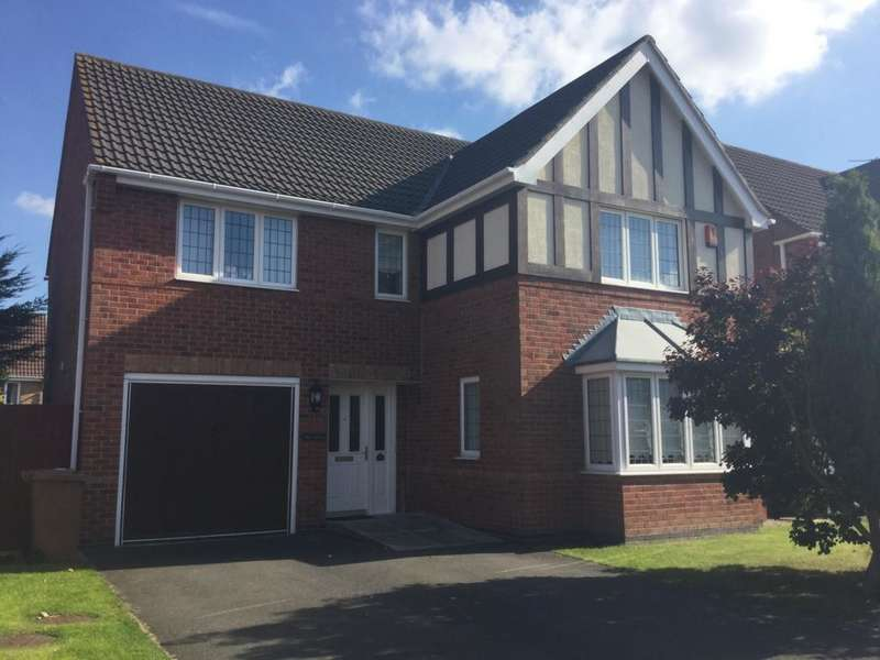 4 Bedrooms Detached House for sale in Breydon Gardens, St. Helens, WA9