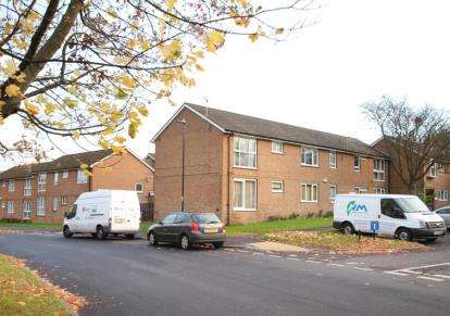 2 Bedrooms Flat for sale in Skelton Walk, Woodhouse, Sheffield