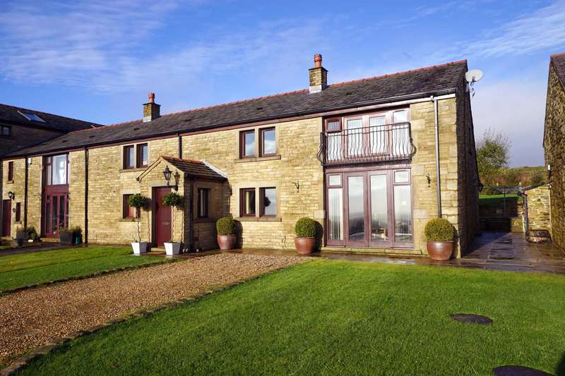 3 Bedrooms Mews House for sale in Horrocks Hill Farm, Smithills