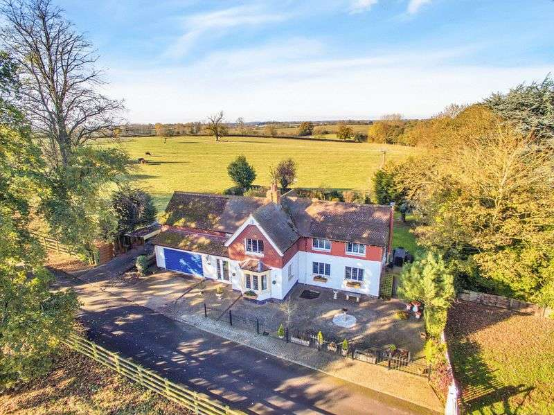 5 Bedrooms Detached House for sale in Naseby, Northamptonshire