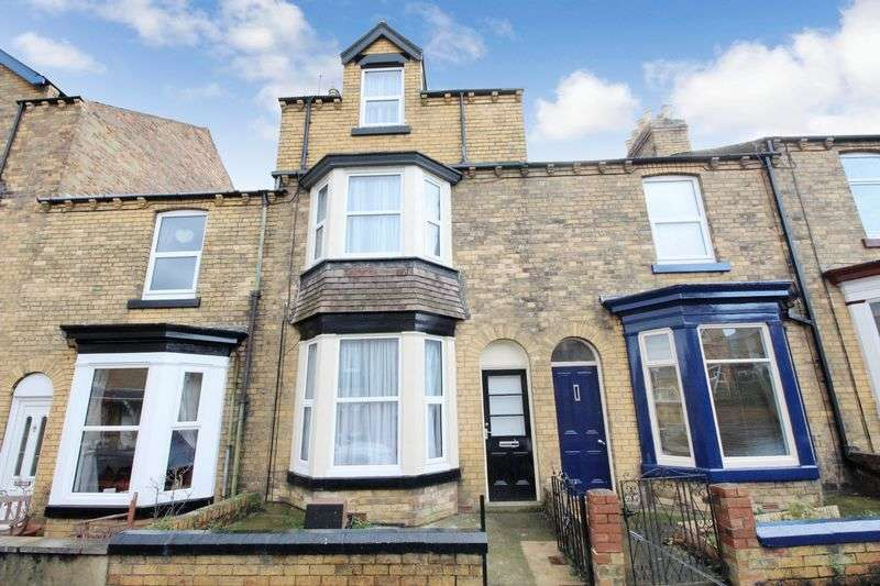 4 Bedrooms Terraced House for sale in Franklin Street, Scarborough