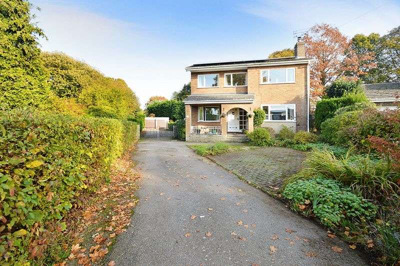5 Bedrooms Detached House for sale in Longdell Hills, New Costessey