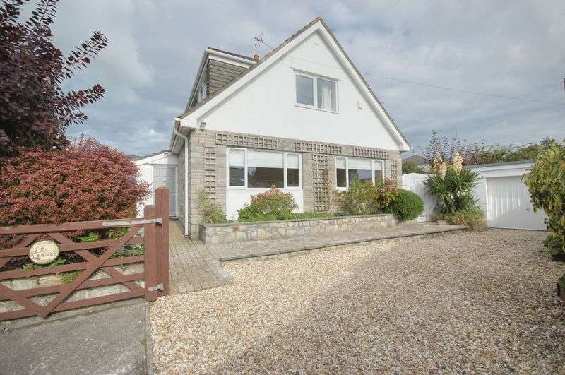 4 Bedrooms Detached House for sale in Little Dimlands, Bakers Lane, Llantwit Major, Vale of Glamorgan CF61 1SW