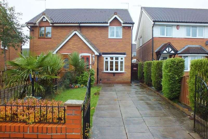 2 Bedrooms Semi Detached House for sale in Chell Heath Road, Chell Heath, Stoke-On-Trent