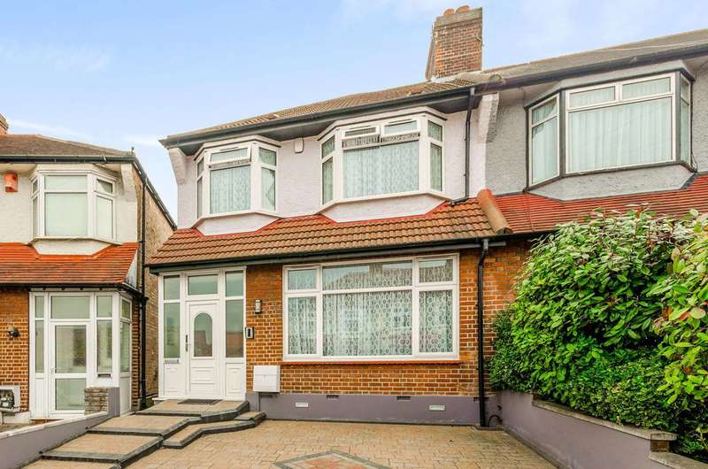3 Bedrooms House for sale in Pevensey Avenue, New Southgate, N11