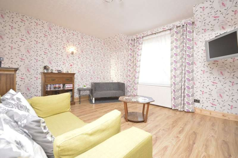 3 Bedrooms Flat for sale in Denfield Gardens, Cardenden, Lochgelly, KY5