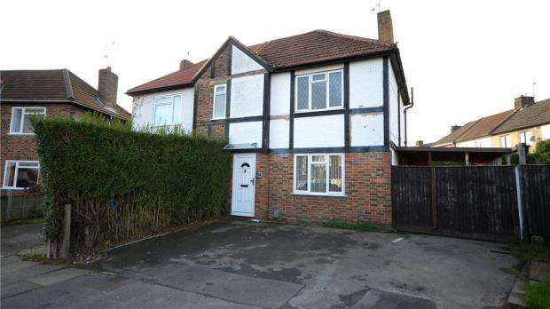 2 Bedrooms Semi Detached House for sale in Roberts Road, Aldershot, Hampshire