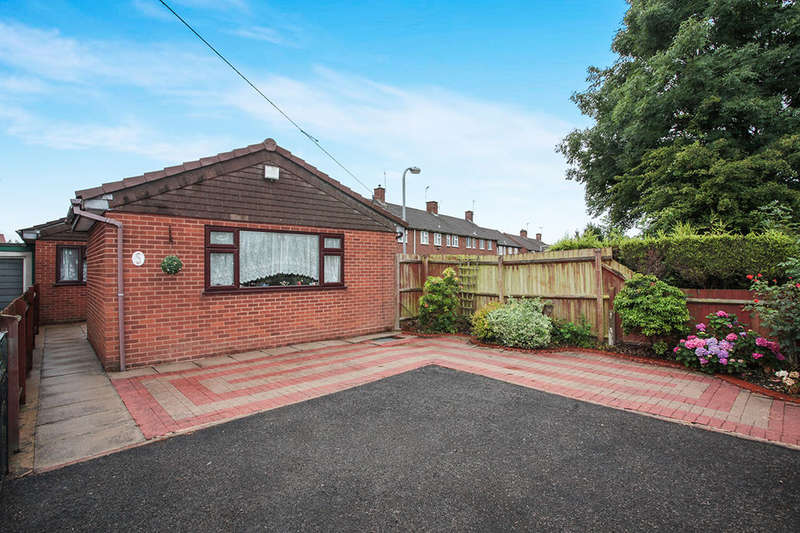 2 Bedrooms Detached Bungalow for sale in Coventry Road, Nuneaton, CV10